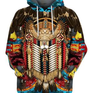 pull ethniqueamérindien Cherokees boheme