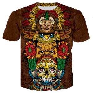 T-shirt ethniqueAtsina boho