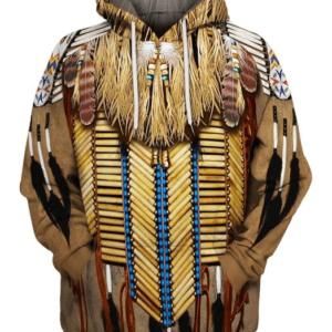pull ethniqueamérindien Choctaw boheme