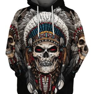 pull ethniqueamérindien Comanches chic