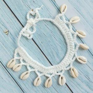 Bracelet cheville femme ethnique