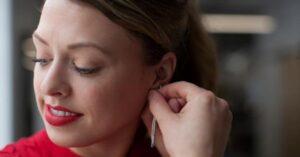 comment nettoyer une boucle d'oreille