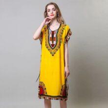 30€ Robe ethnique africaine